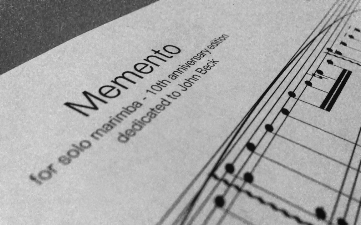 Memento is 10