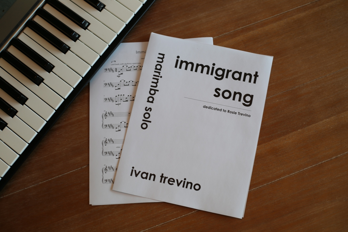 Immigrant Song – Fundraiser